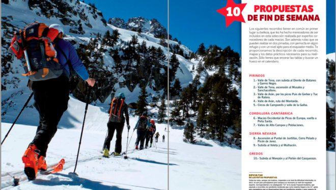 10 rutas de fin de semana Pirineos
