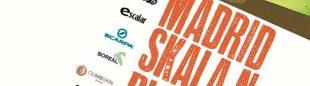 Cartel de la competición Madrid Skala N Bloke 2015  ()