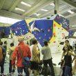 Inauguracion de la sala de escalada de Chris Sharma en Barcelona: Sharma Climbing BCN (noviembre 2015)  (©Darío Rodríguez/DESNIVEL)