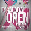 Cartel Open de Escalada Ciudad de Sevilla 2015  ()