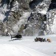 Rescate de los 210 alpinistsa y sherpas atrapados en el c1 del Everest