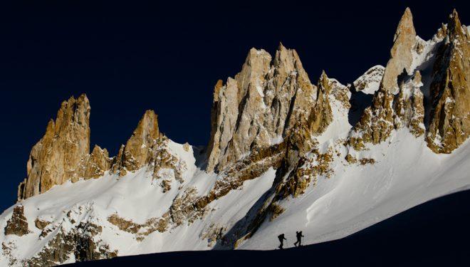 Primer Premio Concurso fotografía Esquí de Montaña 2015.  (Txema Trull)