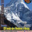 Cartel de las XXIV Jornadas sobre el Montañismo y el Moncayo 2015  ()