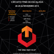 Cartel de la competición Vertigo Boulder Contest Lisboa 2015  ()