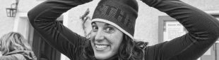 La alpinista italiana Tamara Lunger.