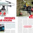 Artículo Drones al rescate en Grandes Espacios nº 216.  ()