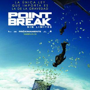 Cartel de la película Point Break