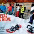 Artículo Raquetas de nieve en Grandes Espacios nº 216.  ()