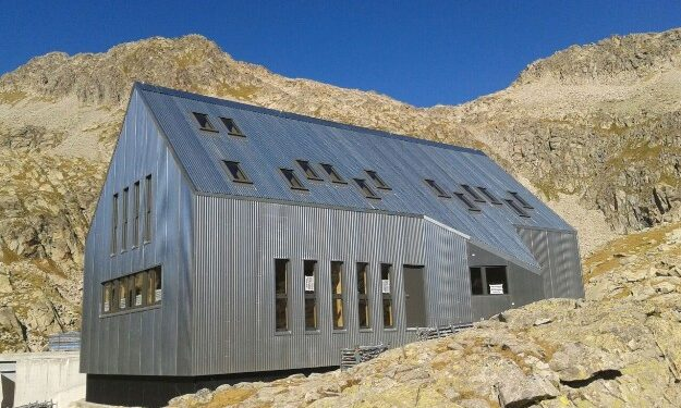Refugio Cap de Llauset.  (Sergio Rivas)