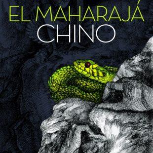 Portada del libro El maharajá chino de Voytek Kurtyka. [WEB]  ()