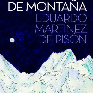 Portada del libro Cuadernos de montaña de Eduardo Martínez de Pisón. [WEB]  ()