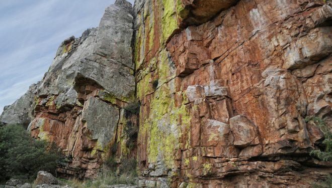 El Ayuntamientoi de Santa Eufemia (Córdoba) será el promotor de una nueva zona de escalada en su municipio.  (ASAC Formación)