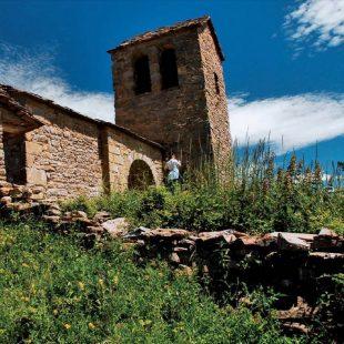 El templo mozárabe de San Andrés