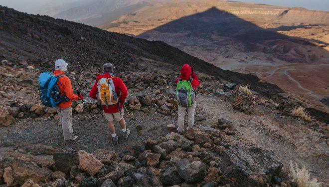 En el Tenerife Festival Walking del pasado año