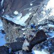 Alex Honnold trepando en el Cerro Huemul  (Colin Haley)