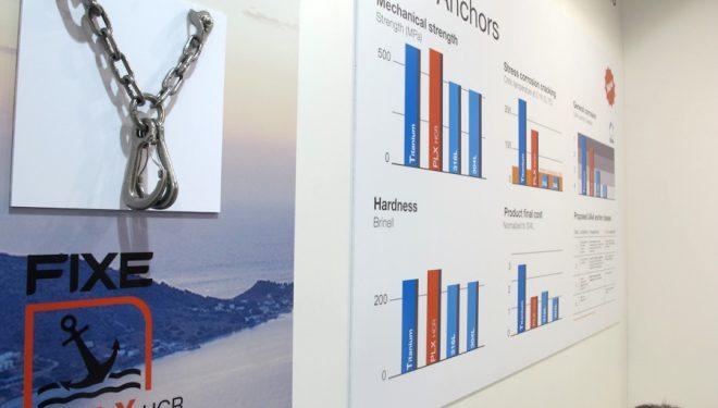 Nuevo metal PLX-HRC de Fixe para anclajes de escalada