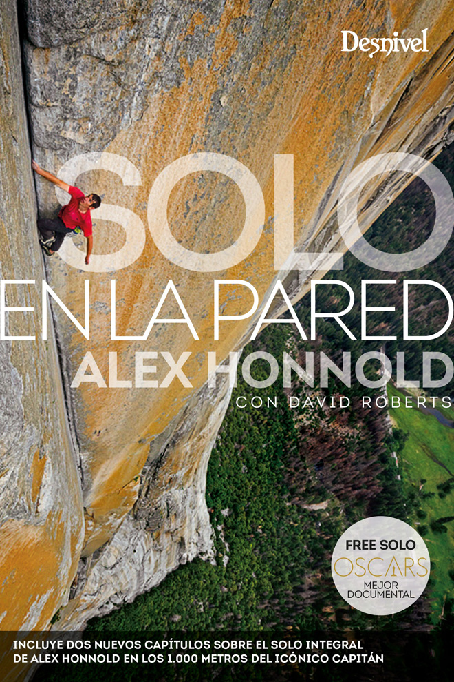 Solo en la pared, Alex Honnold