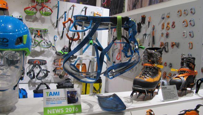 Arnés Tami de Climbing Technology