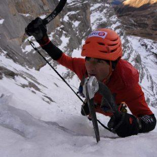 Ueli Steck récord en el Eiger