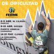 Cartel Copa de España de Escalada de Dificultad 2016  ()