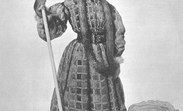 La ginebrina Henriette dAngeville (1794-1871) se convirtió