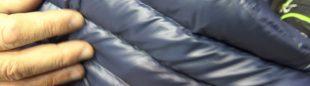 Detalle de la chaqueta Trilogy Synthesis Down Hoddie de Millet
