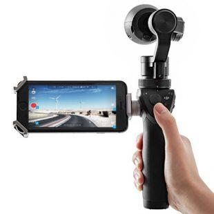 La cámara Osmo de DJI