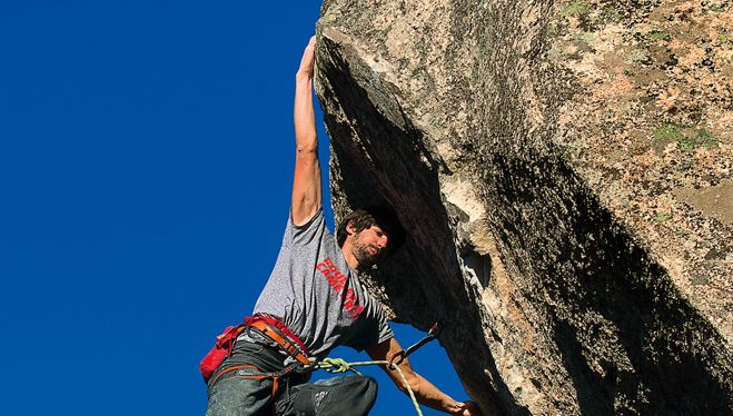 Portada del manual: Entrenamiento para escalada, por Eric J. Hörst
