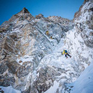 Ueli Steck en el Shisha Pangma 2016  (@Colección Ueli Steck)