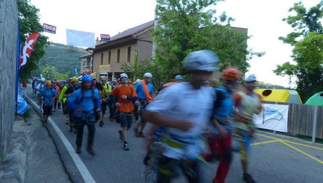 VIII Rally 12h de escalada en Riglos 2016  ()