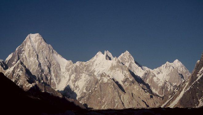Grupo de los Gasherbrum  ()