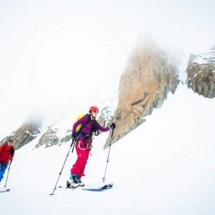 Esquí de travesía en la Arcteryx Alpine Academy 2016  ()