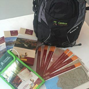Paquete de regalo sorteo Caminos Naturales  ()