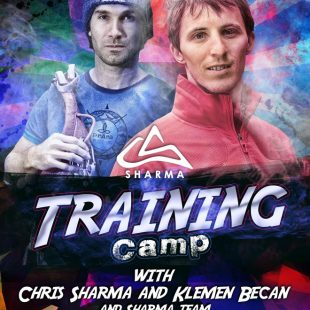 Cartel Training Camp 2016 en Sharma Climbing BCN  ()