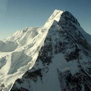 El Broad Peak desde el K2 (Mariano Galván)