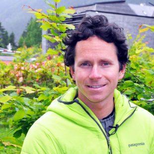 Colin Haley en la Arcteryx Alpine Academy 2016 (Isaac Fernández)