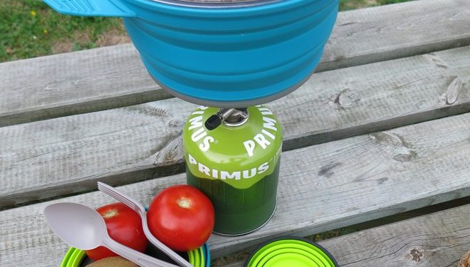 Kit de cocina X-Pot de Sea to Summit  ()