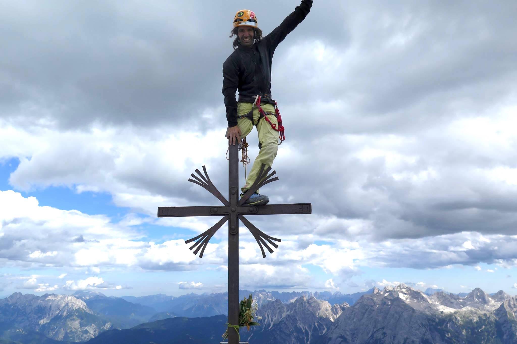 Escaladas sencillas a grandes cumbres del Pirineo Varios