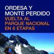 Portada de la guía de Ordesa y Monte Perdido. Vuelta al parque nacional en 6 etapas. [WEB]  ()