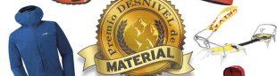 Material de montaña galardonado con el Premio de Material Desnivel 2016  ()