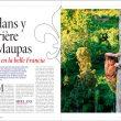 Mollans y Carrière du Maupas (Francia). Artículo publicado en la revista Escalar nº 103.  ()