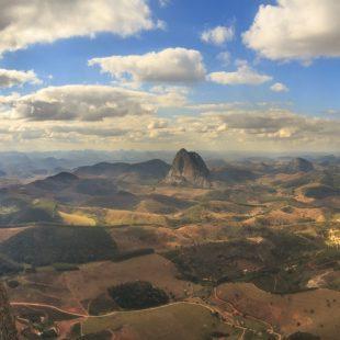 Apertura de Sangre latina a la Pedra Baiana de Minas Gerais (Brasil)  (Foto:Edson Vandeira / Gabriel Tarso)