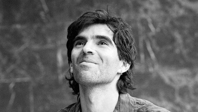 Dani Andrada en el Dimablock 2008.  ()