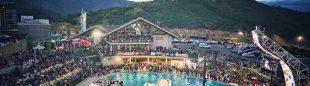 Abarrotadas instalaciones del Park City de Utah para el Psicobloc Masters Series 2016  (Psicocomp.com)