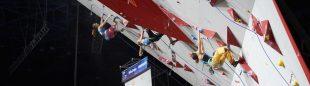 Campeonato del Mundo de Escalada 2016 en París.  (IFSC)