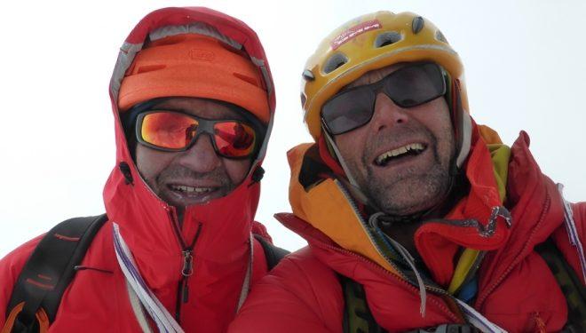 Paul Ramsden y Nick Bullock