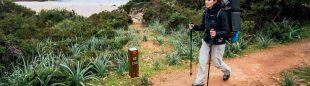 El Camí De Cavalls recorre toda la costa de la isla de Menorca.  (VICTOR BARRO)