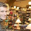 ?Mariano Galván en la Librería Desnivel en la conferencia que dio al regreso de su Manaslu non-stop (octubre 2016)  (©Darío Rodríguez/DESNIVEL)