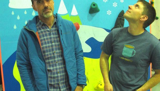 Dani Castillo y Fernando Hernández