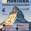 Cartel XI Jornadas de Montaña de Moralzarzal 2016  ()